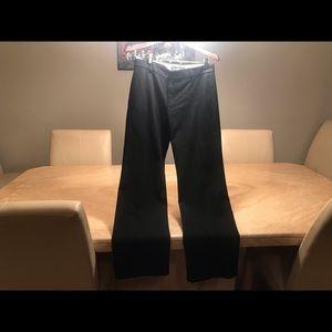 Wool lines banana republic pants- boot leg